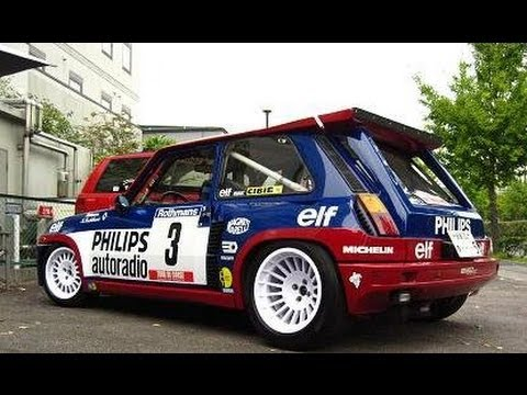 renault 5 maxi turbo philps autoradio 1984 youtube. Black Bedroom Furniture Sets. Home Design Ideas