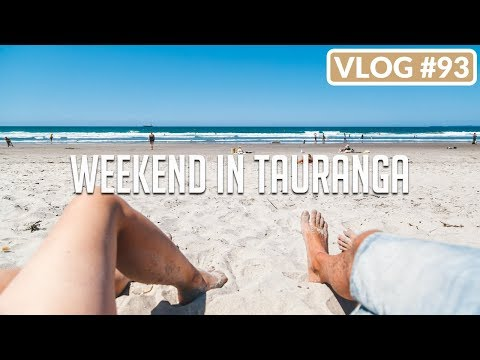 WEEKEND IN TAURANGA: MARKET, PICNIC AND BEACH /// VLOG #93