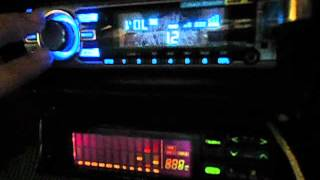 Sony car stereo, Kenwood equalizer