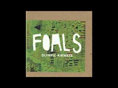 Foals - Olympic Airways (Official Audio)