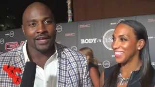 Marcellus Wiley on LeBron James, U.S. Soccer, & More! | Body at the ESPYS 2014