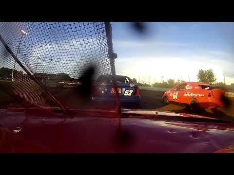Lafayette County Speedway Heat race 07 05 19