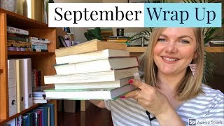 September 2018 Reading Wrap Up!