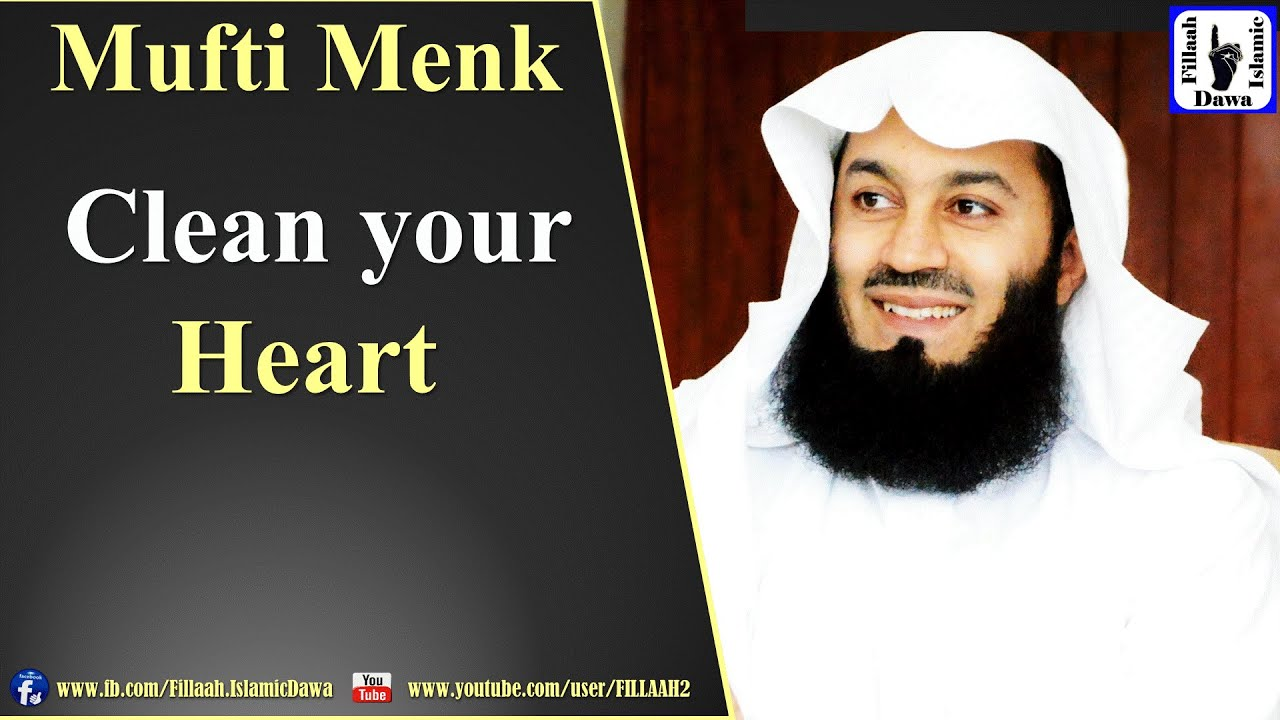 how to clean your heart