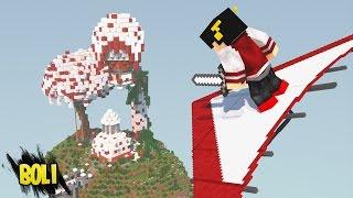 Minecraft: SKY WARS DELTA BOLI - Brincar é melhor que Matar! ‹ AM3NIC ›
