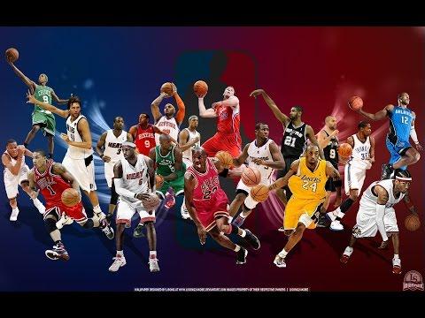 NBA Legends Mix -