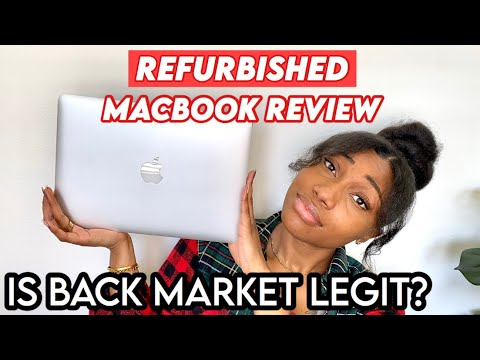 REFURBISHED MACBOOK AIR REVIEW | Is Back Market Legit? | Watch This First!