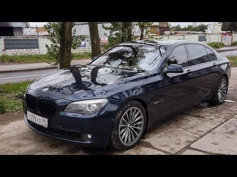 V12 Самая Жирная Комплектация BMW 760Li F02, в 10 раз дешевле новой! Затраты на Обслуживание!