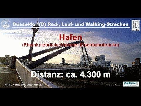 "TPLC ... Sport-Activity-Frame - Düsseldorf (D), ""Hafen"" (7. Rhine-Banks-Tour)"