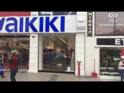 Le Plaisir de Shopping à  Lc Waikiki Istanbul