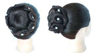 new juda hairstyle for special occasion | wedding hairstyles | wedding guest hairstyles | hairstyle