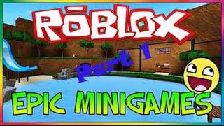 Nema nikog na serveru Epic MiniGames Roblox
