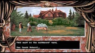 Darkseed [Longplay] - DOS
