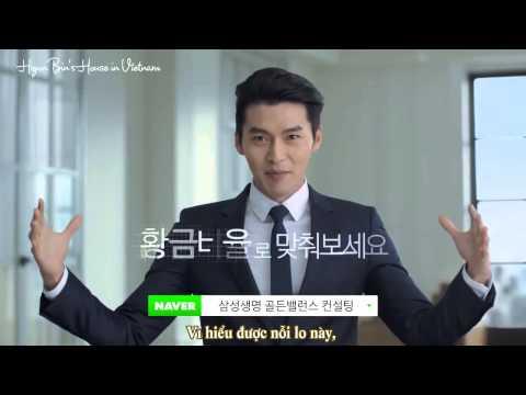 [Vietsub] CF Samsung Life 2014