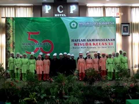 Lagu Asmaul Husna Beserta Arti Oleh Kelas 3 MI DDW