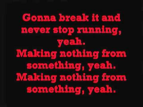 The Offspring   Nothing from Something Lyrics   YouTube
