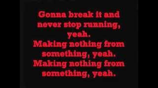 The Offspring   Nothing from Something Lyrics   YouTube