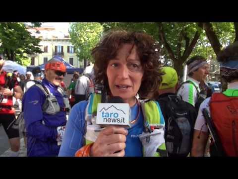 4° Quadrifoglio Ultra Trail 2016 Interviste 21 05 2016