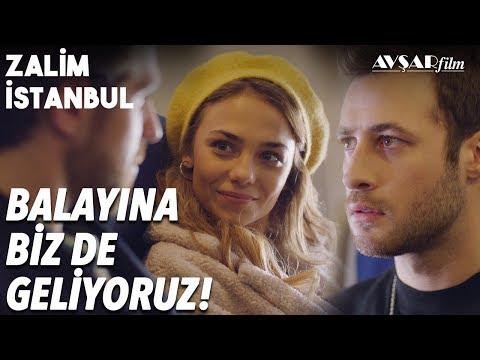 Çifte Balayı💘 Cemre ve Cenk'e Büyük Şok! | Zalim İstanbul 21. Bölüm