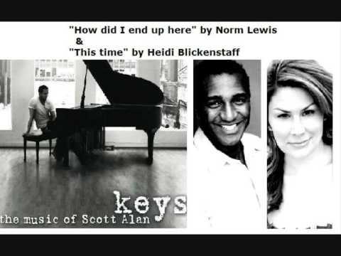 Norm Lewis & Heidi Blickenstaff