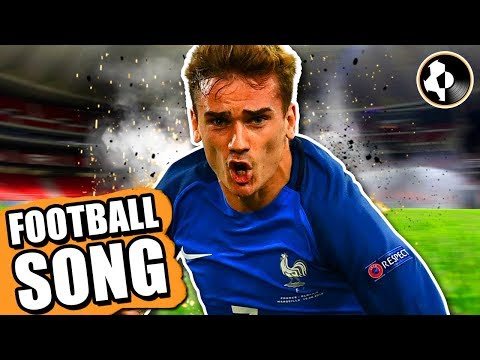 ♫ IT'S ANTOINE GRIEZMANN |Justin Timberlake Stop The Feeling