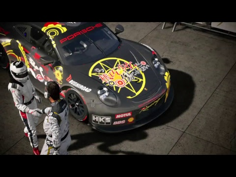 Gran Turismo Sport live at Circuit de Barcelona