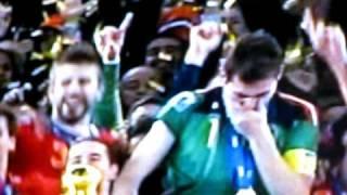 Mundial 2010 ole ole ole campeones ole ole oleeee