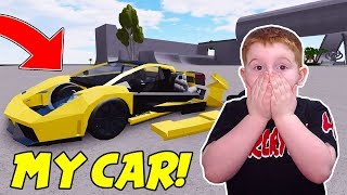 Buying Expensive Cars To Crush In Roblox Car Crushers 2