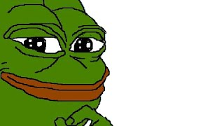 dancing frog goes wild on wrong medication