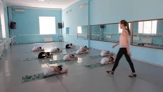 Олчей Д.Л. Развитие выворотности на уроке гимнастики