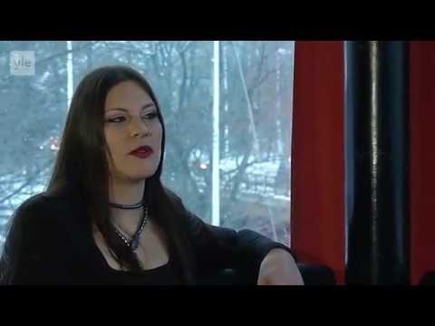 Floor Jansen ~ Interview (Yle Pohjois-Karjala 15.12.2014) HQ