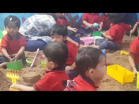 Sand Play Kids Gurukul Jalgaon Playgroup Batch B