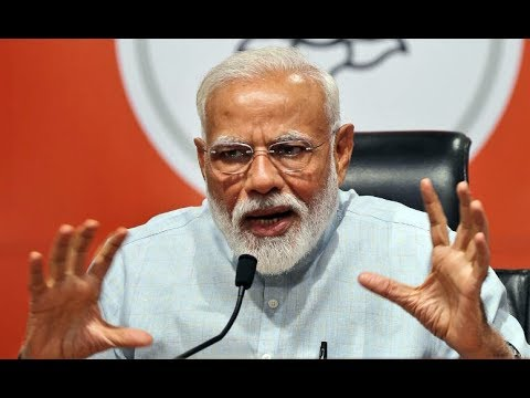 Modi's Hindu nationalist party expected to win majority in Indian election