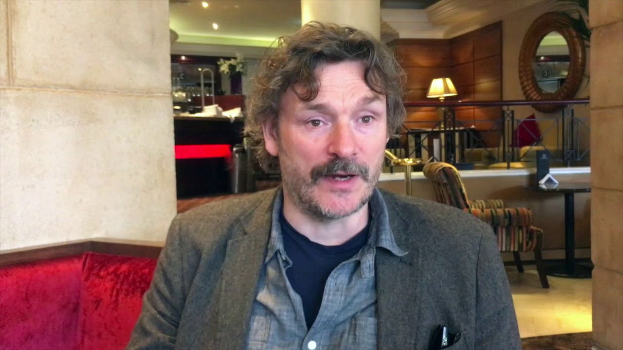 Julian Barratt chatting about The Mighty Boosh and various other ...