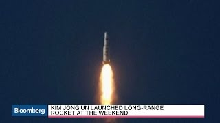 How Will the World Respond to North Korea's Long-Range Rocket Test?