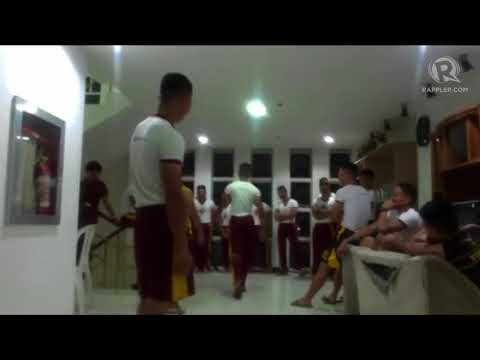 PNPA beating in 2017 caught on video