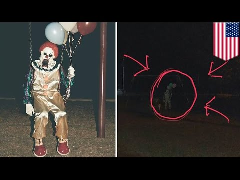 Creepy clown hoax: Man arrested after fake Facebook clown warning causes locals to panic - TomoNews