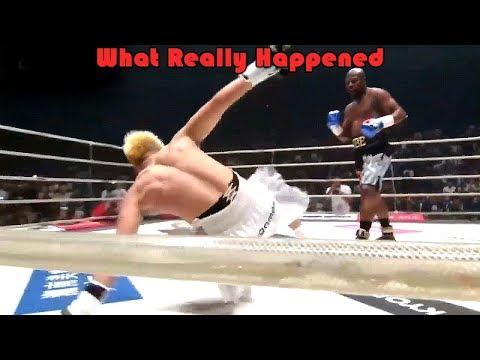 What Really Happened (Floyd Mayweather vs Tenshin Nasukawa)