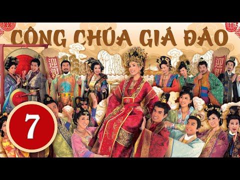 Công chúa giá đáo  07/32(tiếng Việt) DV chính: Xa Thi Mạn, Trần Hào;TVB/2010
