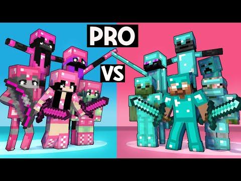PRO GIRLS VS