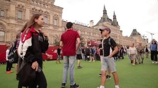 Парк футбола ЧМ-2018
