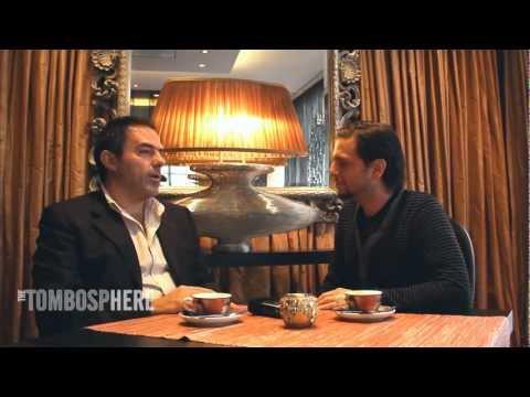 Carlos Lobo - Ein Schiff ist nicht für den Hafen gebaut! (Interview)