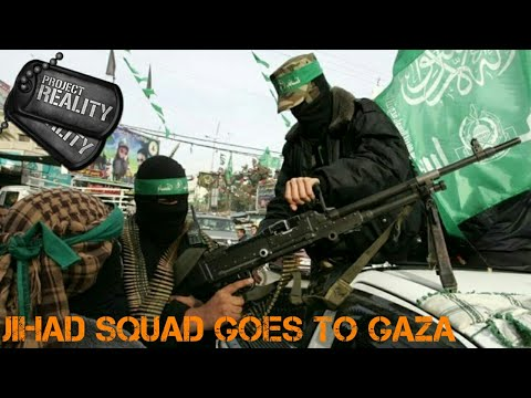 Project Reality v1.44 ► Jihad Squad Goes To Gaza (Full Round)