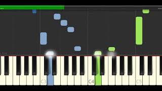 Stern über Bethlehem - Piano Tutorial