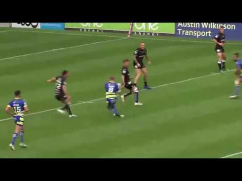Highlights Round 15: Wire V Hull FC