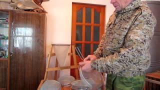 Сита и фильтра используемые на своей пасеке для процеживании мёда.(Сита для процеживания мёда на моей пасеке. Подборка недорогих товаров с Алиэкспресс. Фильтр для мёда тут..., 2016-12-20T15:42:49.000Z)