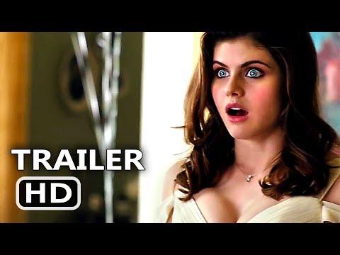 WHEN WE FIRST MET Trailer (Comedy 2017) Alexandra Daddario Romantic Comedy
