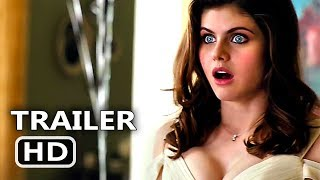 WHEN WE FIRST MET Trailer (Comedy 2017) Alexandra Daddario Romantic Comedy