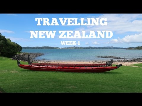 Travelling New Zealand: Week 1 | Georgie Minter Brown