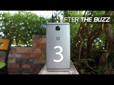 OnePlus 3 After The Buzz: Never Settled!